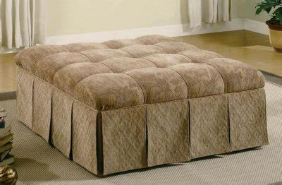 pattern for fabric pouf floral pattern fabric skirted ottoman w accented tufts