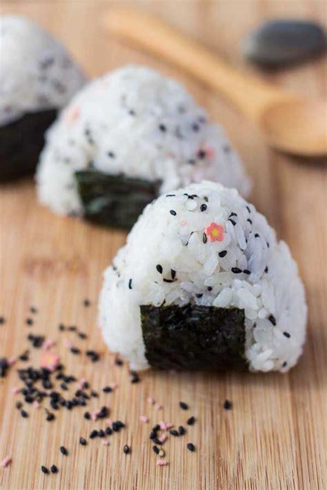 japanese ricer onigiri recipe the simple japanese rice ball snack