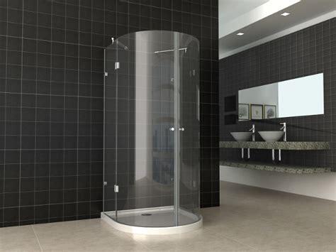 cabine doccia semicircolari cabina doccia semicircolare con 2 ante battenti vetro