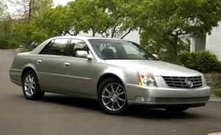 Used 2006 Cadillac Dts Car And Driver