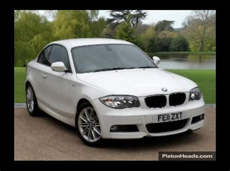 bmw 120i sport coupe used 2011 bmw 1 series coupe 120i m sport coupe for sale