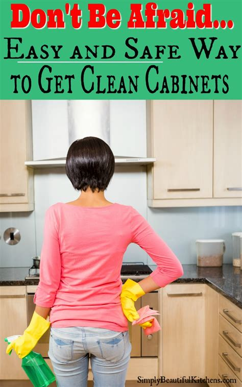 how to get grease wood cabinets get grease kitchen cabinets easy and naturally