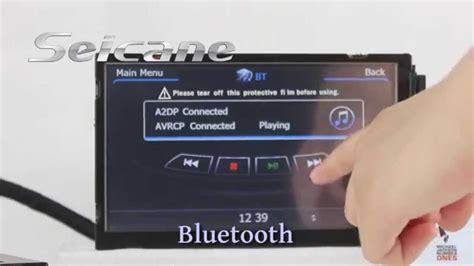 volvo xc60 audio system 2008 2013 volvo xc60 aftermarket sat nav audio system