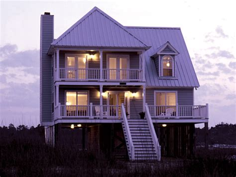 elevated home plans home plans raised beach house raised beach homes plans