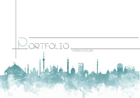 undergraduate architectural portfolio by varsha kolur issuu