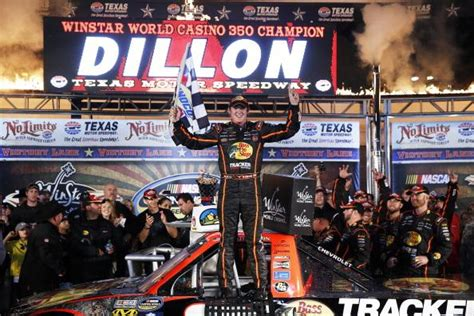 bass pro boats fort worth ty dillon dominates in truck series win at texas