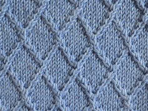knitting pattern software reviews stitch of the week twisted stitch