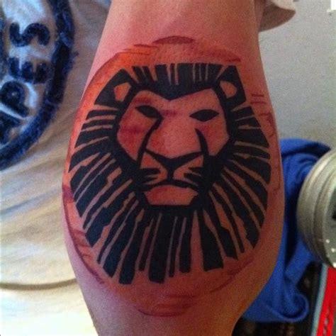 lion king tattoo tattooshunter com king by zero1er on deviantart