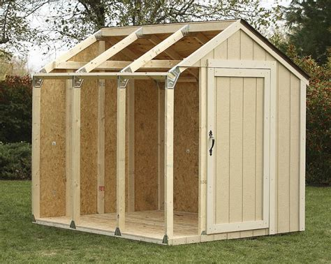 Small Shed Kits 17 Best Ideas About Shed Kits On Outdoor Sheds