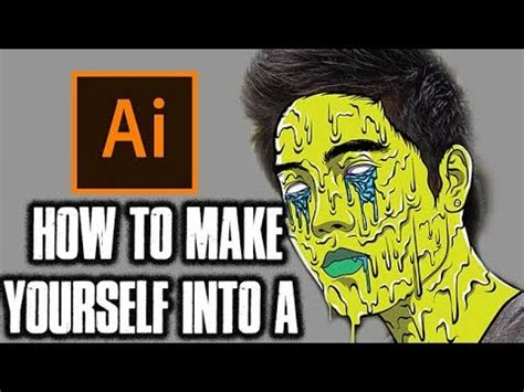 tutorial zombie grime how to make yourself into a zombie grime step by step