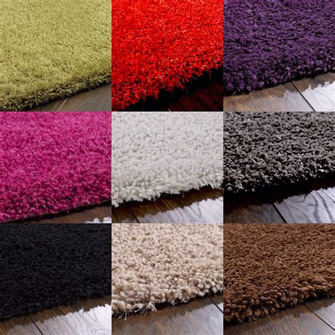 Modern Rugs Chicago Chicago Contemporary Plain Sparkle Twist Shaggy Rug Other Colours Solitaire Rugs Co