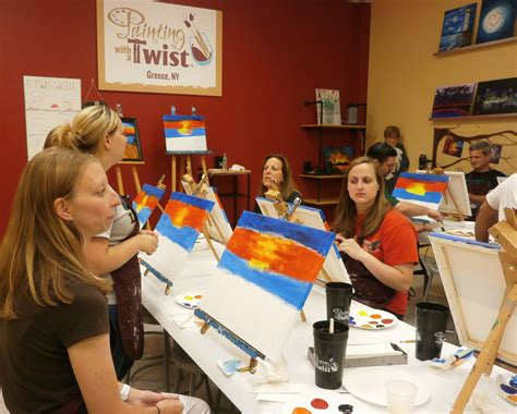 paint with a twist fairport ny painting with a twist rochester ny mafiamedia