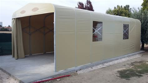 tunnel mobile tunnel mobile in pvc inside siroli tende tendaggi e