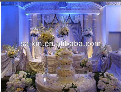 mirror table decorations weddings wedding decor