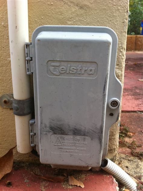 telstra t box bigpond finds another use foxtel relocation reconnection of telstra grey wall b