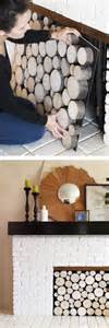 Fireplace Coverings Do Yourself by Do It Yourself Craft Ideas 62 Pics