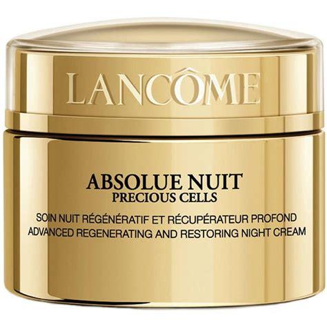Lancome Absolue Nuit absolue absolue nuit precious cells lanc 244 me parfumdreams