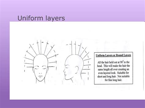 layer long hair diagram   layered haircut