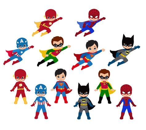 Super Hero Memes - free superhero clipart fonts clipart freebies