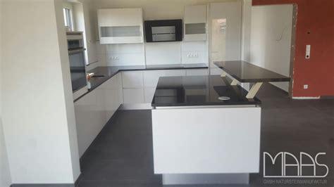 Emejing Arbeitsplatten Granit Küche Images   Ideas