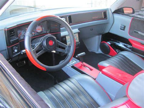 1986 black chevrolet monte carlo runs great new interior