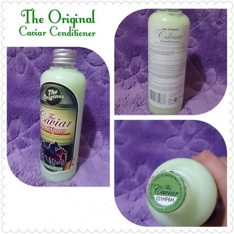 Caviar Shoo Conditioner caviar conditioner richelle shop