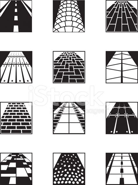 road pattern types different types of road surfaces stock photos freeimages com