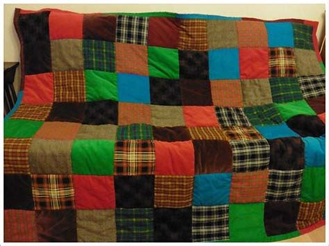 grand patchwork en lainage le de patchacha