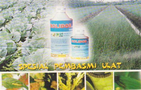 Obat Pembasmi Ulat Jamur Tiram insektisida spesial pembasmi ulat rolidor 25 ec lamda