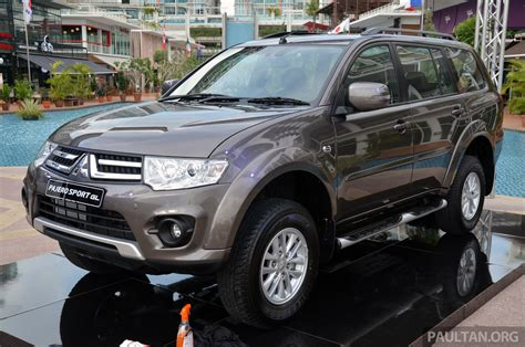 Next Home Interiors Mitsubishi Pajero Sport Gl And Pajero Sport Vgt Enhanced