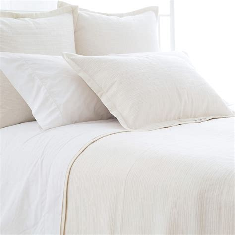 ivory coverlet zen ivory coverlet pine cone hill