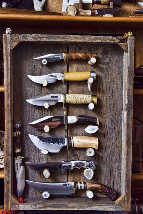 knife collection display knife display plans woodworking projects plans