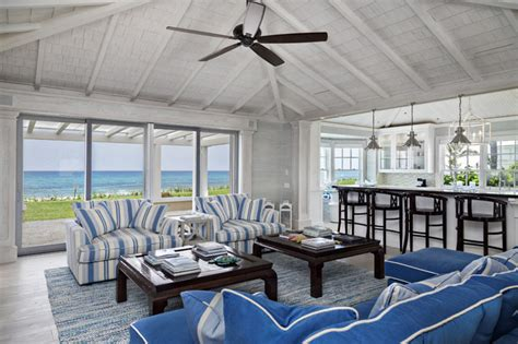 florida cottage style living room other
