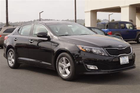 Black 2014 Kia Optima Kia Optima 2014 Canton Mitula Cars