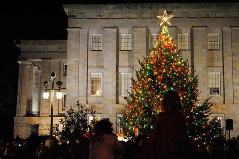 11 things to do during the holiday season in raleigh