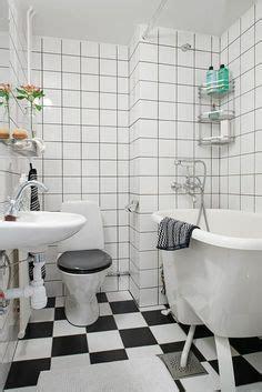 kleine badezimmer upgrades badideen schwarz und wei 223 schwarze badfliesen