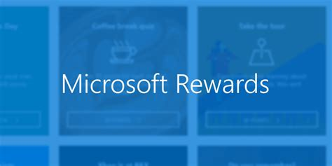 Microsoft Rewards Sweepstakes - a quick look at microsoft rewards mspoweruser