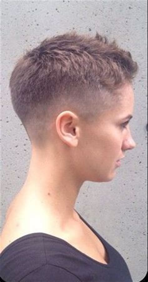 best 25 buzz cut styles ideas on pinterest pixie buzz fade hairstyle for women www pixshark com images