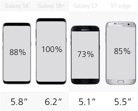 Samsung S8 Vs S8 Samsung Galaxy S8 And S8 Vs Galaxy S7 And S7 Edge