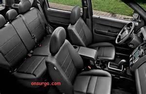 Gmc Acadia Interior Colors 2012 Ford Escape Interior Onsurga
