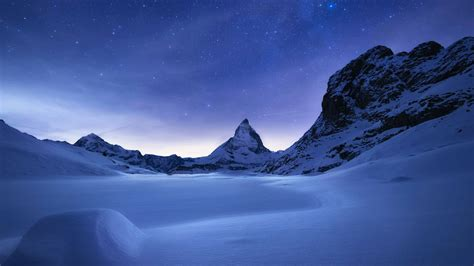 matterhorn  night hd wallpaper wallpaper studio  tens  thousands hd  ultrahd