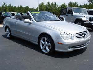 Used Mercedes Clk Convertible Used Mercedes Clk 320 Convertible