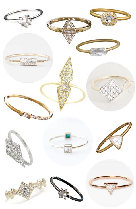 50 beautiful small engagement rings a practical