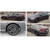New Wheels For Civic LX  2016 Honda Forum 10th