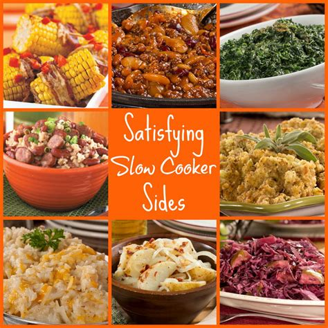 slow cooker side dish recipes mrfood com
