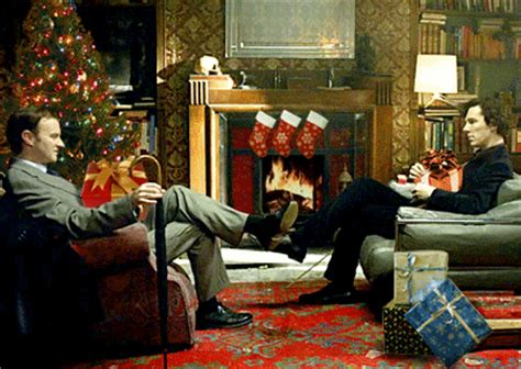 lovely sherlock christmas images  gifs nsf  magazine