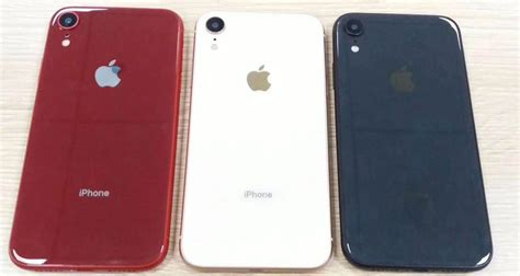 6 1 inch lcd iphone from apple could be called iphone xr and not xc redmond pie