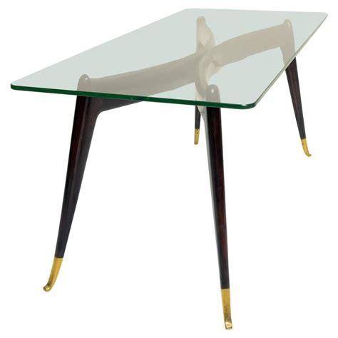 mid century italian 1950 s coffee table gio ponti style