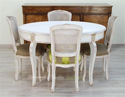 tavoli ovali bianchi oltre 1000 idee su tavoli rotondi bianchi su