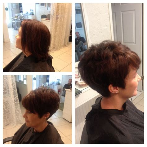 wedge haircuts for thick hair 25 best ideas about thick coarse hair on pinterest